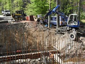 Na mnoha silnicích Královéhradeckého kraje začaly stavební práce