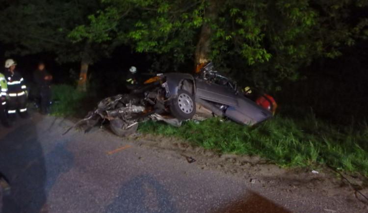 Tragická dopravní nehoda u Choustníkova Hradiště si vyžádala jeden lidský život