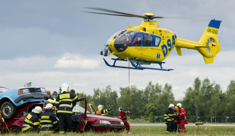 Královéhradecké letiště ožije na nebi i na zemi: další ročník Helicopter Show a Rally Show se blíží