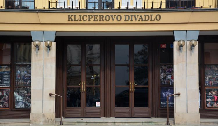 Hradecké Klicperovo divadlo uvede premiéru hry Klášterní ulice