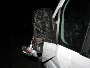 Opilý řidič k nehodě přivolal policii. Kvůli exekuci měl navíc pozastavené řidičské oprávnění