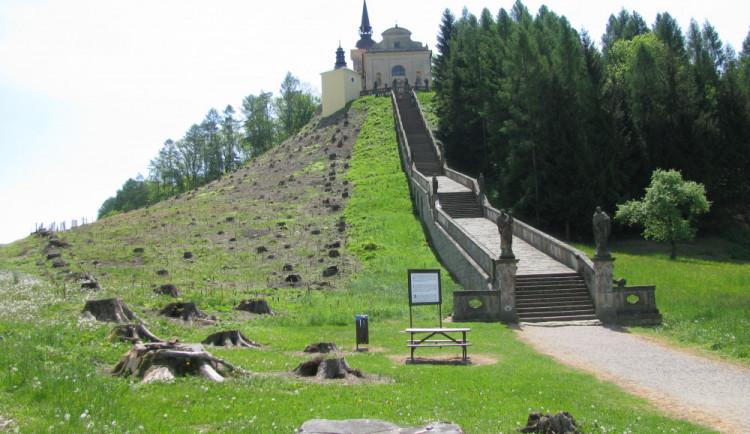 Poutní místo Homole na Rychnovsku je národní kulturní památkou