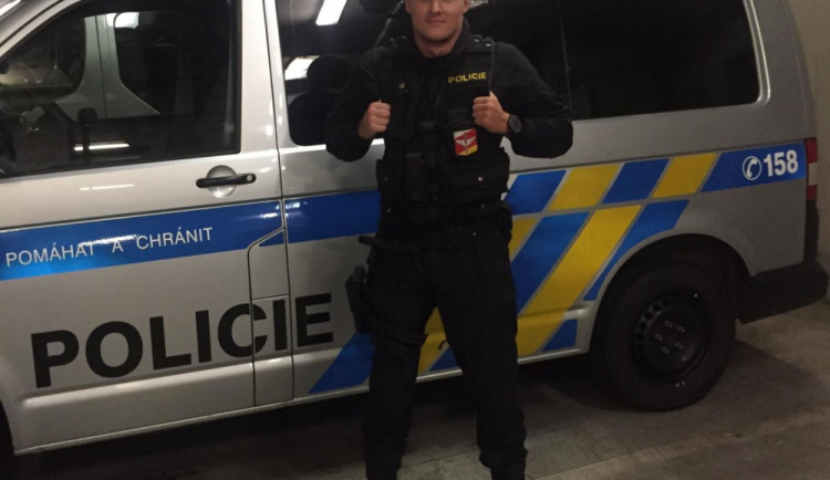 Královéhradecký policista Patrik Till se stal mistrem Evropy v benchpressu