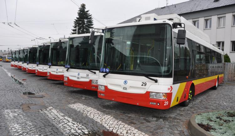 Hradec Králové má polovinu vozů v MHD na elektřinu