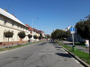 Wonkova ulice je pro cyklisty dočasně průjezdná obousměrně