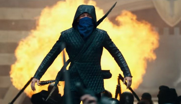 RECENZE: Robin Hood bere chudým i bohatým. Jejich čas