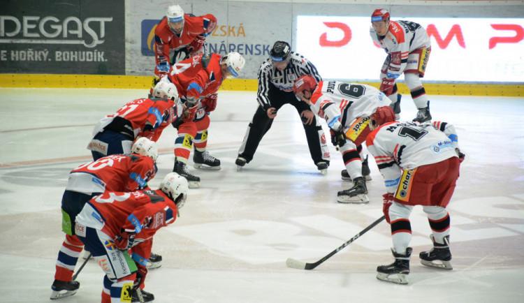 Mountfield HK si pojistil pětici hokejistů včetně Filipa Pavlíka