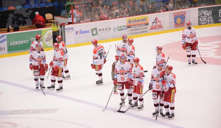 Mladá Boleslav uspěla v nájezdech, Mountfield prohrál počtvrté za sebou