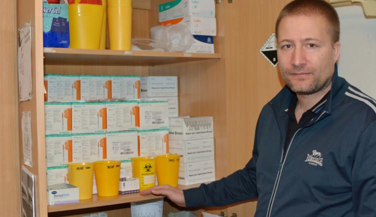 V Hradci dominuje pervitin, užívá ho až 75 procent závislých. Situace na místní drogové scéně je stabilní, říká Lukáš Gilányi z K-centra