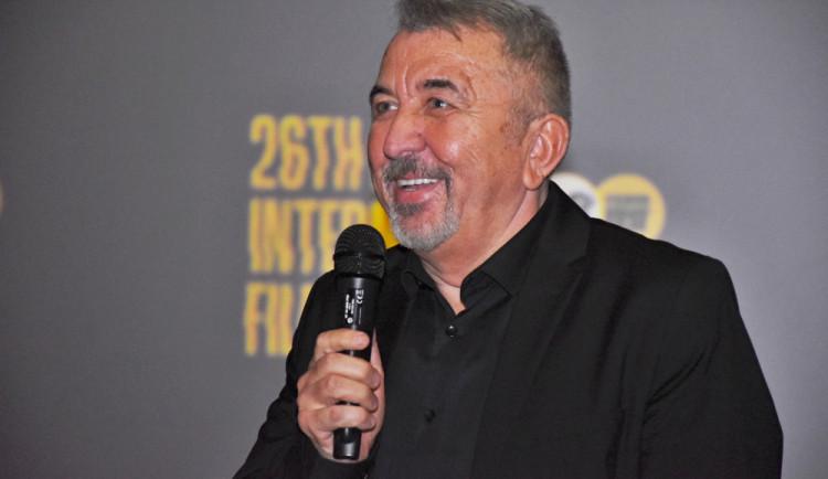 Filmový festival Febiofest je dítě sametové revoluce, říká jeho prezident Fero Fenič