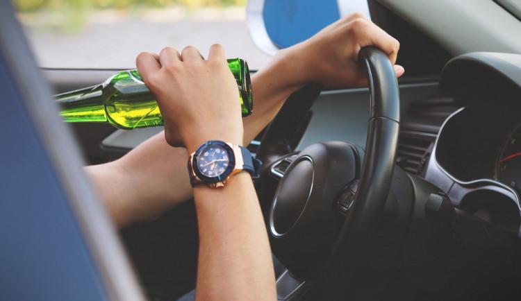 Opilí řidiči se často prozradí sami