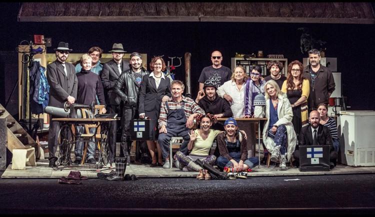 Klicperovo divadlo uvede 1. června premiéru Finský kůň
