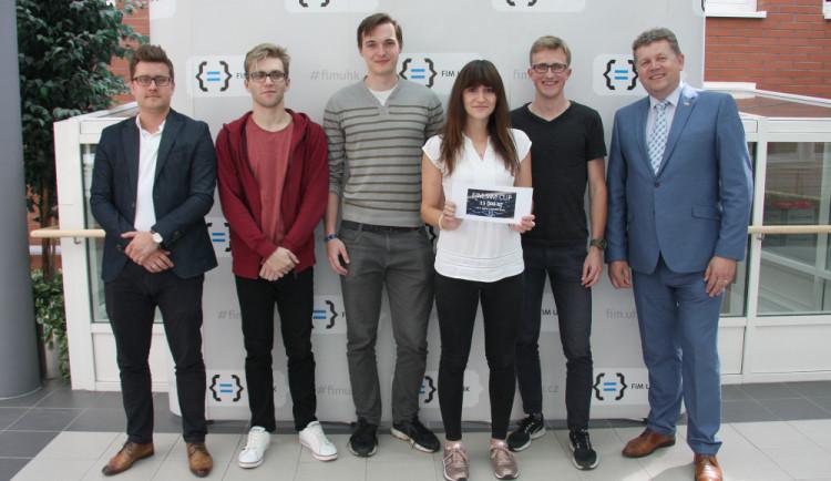 První ročník FIM SIM CUPu na Univerzitě Hradec Králové je minulostí