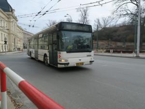 Dejte si pozor na autobusy, od pondělí dojde ve Vrchlabí ke změnám