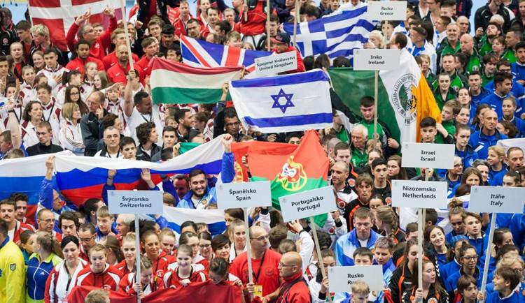 Karatistické mistrovství světa začne v pátek. Do Hradce přijedou reprezentanti padesáti zemí