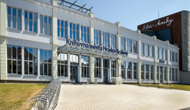 Hradecká knihovna je jedním z center kulturního dění ve městě