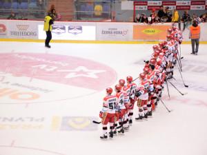 Žádné slitování! Hradec rozcupoval soka z KHL sedmi góly