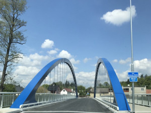Torzo svinarského mostu se rozebere a uloží na letišti