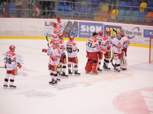Na závěr turnaje si hradečtí hokejisté poradili se Znojmem