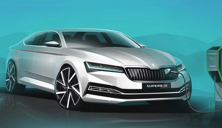 Škoda zahájila v Kvasinách výrobu hybridního modelu Superb