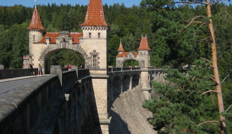 Oprava labské přehrady Les Království je hotová, letos má 100 let