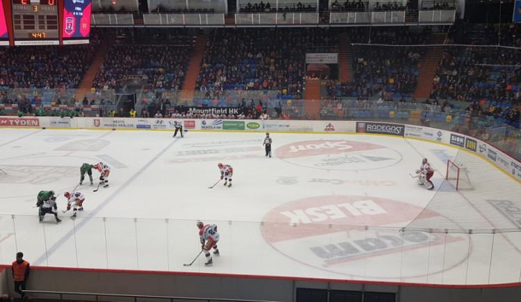 Po třech prohrách slastná výhra. Hradec zdolal Mladou Boleslav