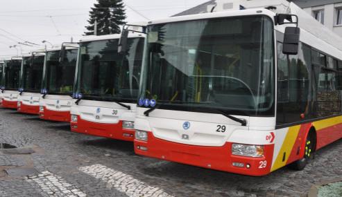 Hradecký dopravní podnik pořídí příští rok deset nových autobusů