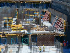 Stavebnictví hradeckého kraje patří k nejhorším v republice. Hůř je na tom už jen Karlovarsko