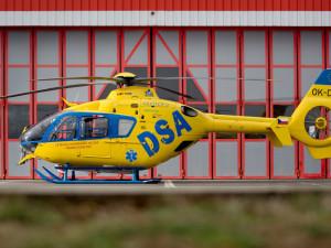 Hradecká DSA se zúčastní tendru na leteckou záchranku