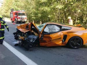 Řidič mustangu, který zavinil smrtelnou nehodu jde před soud. Hrozí mu až 6 let vězení