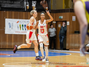 Hradecké basketbalistky zažívají jeden z nejlepších začátků sezony za poslední roky!