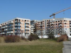 V hradeckém kraji se staví méně bytů. Výstavba klesla téměř o desetinu