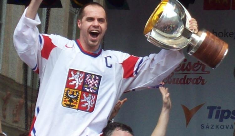S Pardubicemi se rozloučil ve zlém, teď hokejista Rolinek oblékne dres Vrchlabí