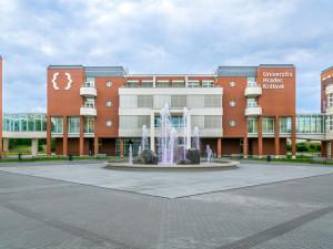 Hradec Králové má v univerzitním kampusu náměstí Václava Havla