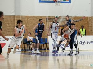 Skvěle! Hradečtí basketbalisté zvítězili v Ostravě a posunuli se v tabulce