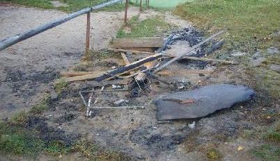 Devatenáctiletý mladík úmyslně podpálil několik objektů. Žhářstvím už se v minulosti provinil několikrát