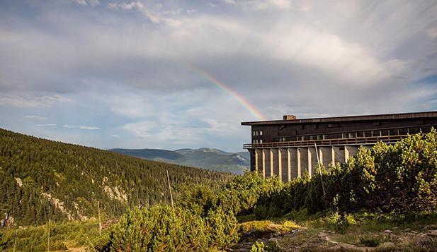 Labská bouda v Krkonoších bude až do jara uzavřená
