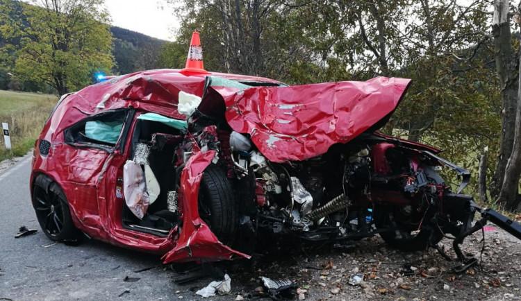 Statistiky ze kterých mrazí. Loni na Královehradeckých silnicích zemřelo 18 lidí, letos už vyhaslo 45 životů