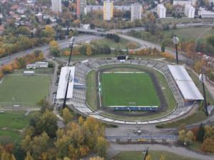 Fanoušci fotbalového Hradce pořádají sbírku na stavbu stadionu