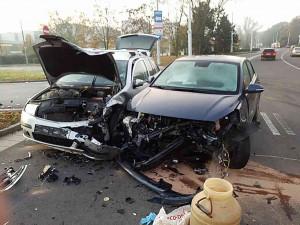 Za posledních 24 hodin se na Královehradecku stalo přes 50 dopravních nehod