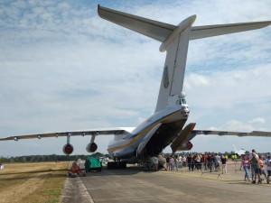 Letecká show CIAF v Hradci už se nebude konat každý rok, navíc dostane menší dotaci
