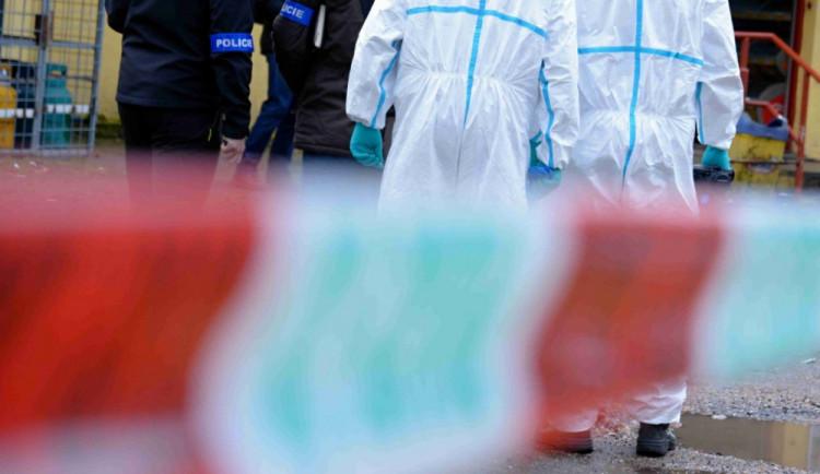 Ve Vrchlabí byl dnes ráno zavražděn třicetiletý muž