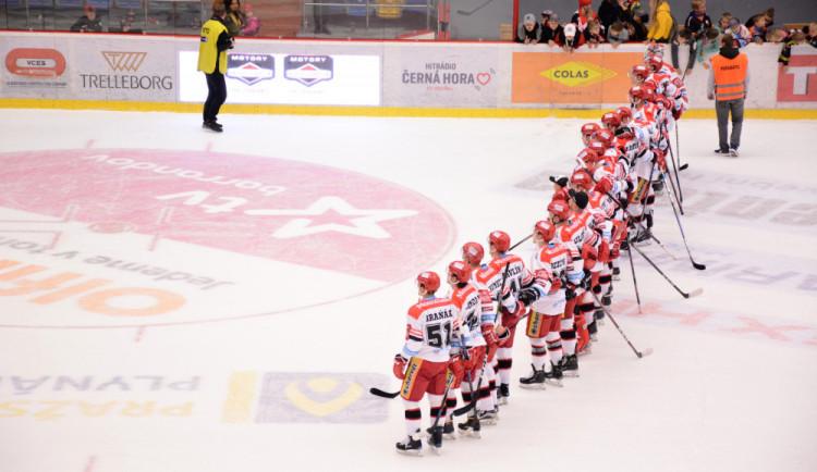 Mizérie je pryč! Hokejisté Hradce porazili Zlín na jeho ledě a vyhráli potřetí v řadě