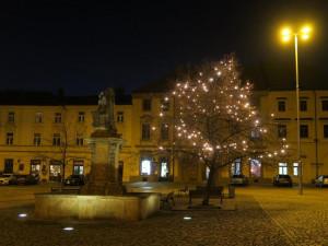 Hradec opraví kašnu na Malém náměstí, fontána tak bude opět v provozu