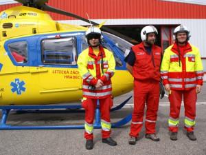Záchranná služba hradeckého kraje má nové výcvikové středisko