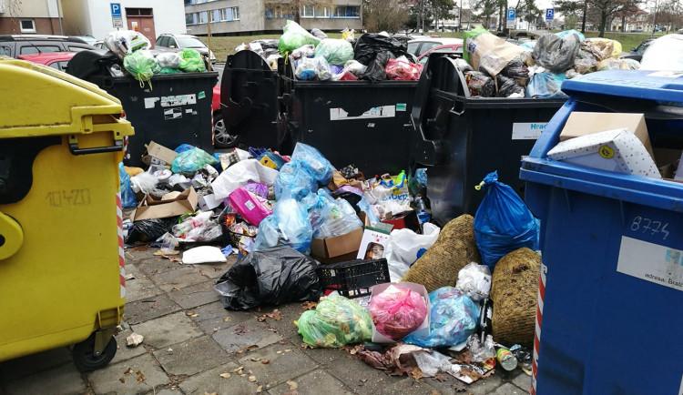 VIDEO: Proč v Hradci zdraží vývoz odpadů? Důvodem jsou vyšší náklady