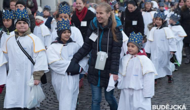 Na východě Čech se do Tříkrálové sbírky zapojí tisíce koledníků