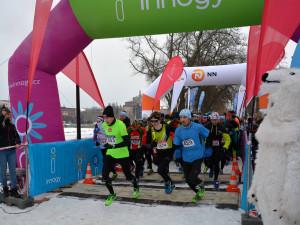 Startuje innogy WINTER RUN. Běžecký závod začne tradičně v Hradci Králové