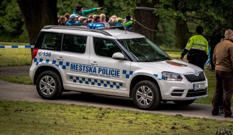 Silvestrovské oslavy hodnotí hradecká městská policie jako klidné