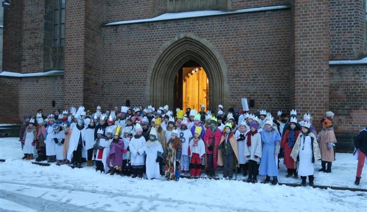 Tříkrálová sbírka proběhne v Hradci Králové 7. ledna. Výtěžek podpoří nemocné v hospicu
